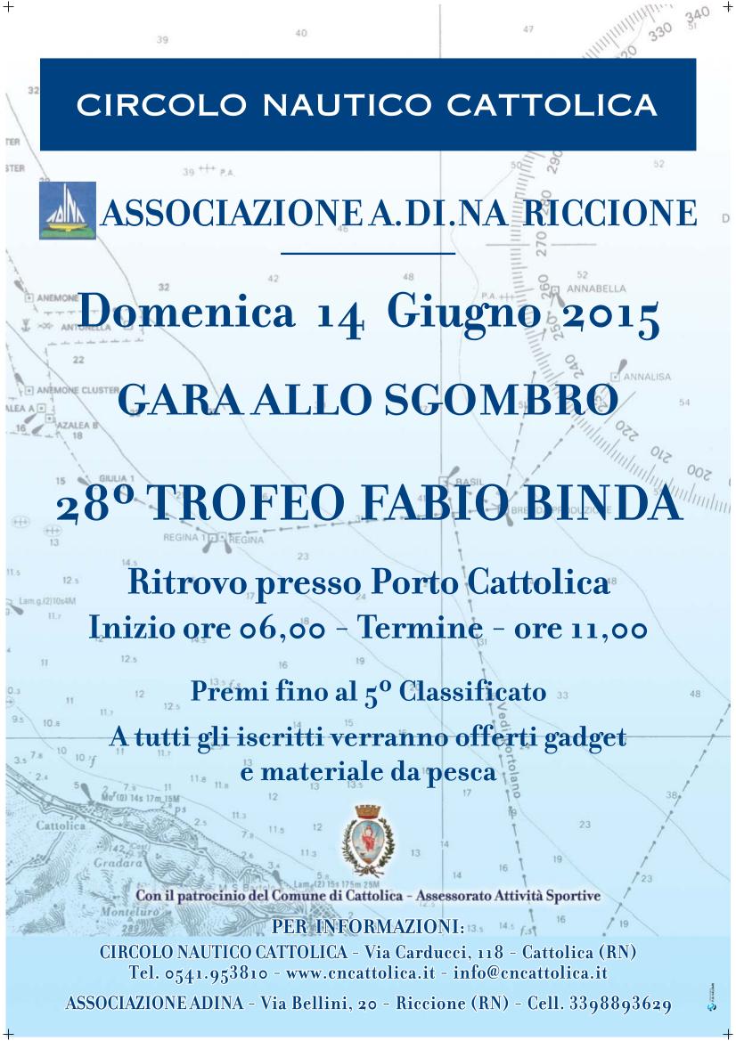 Manifesto Trofeo Binda 2015