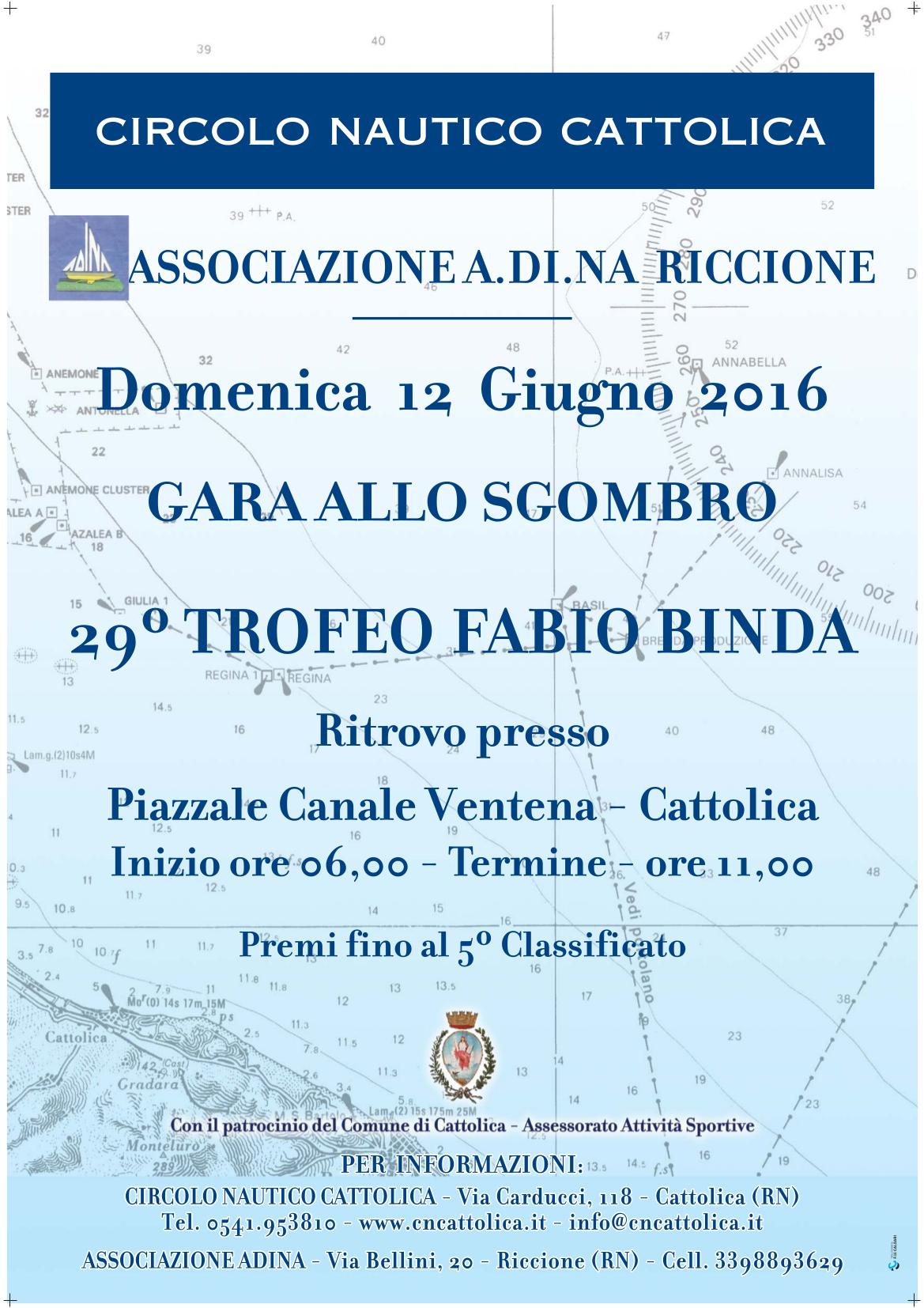 Manifesto Trofeo Binda2016