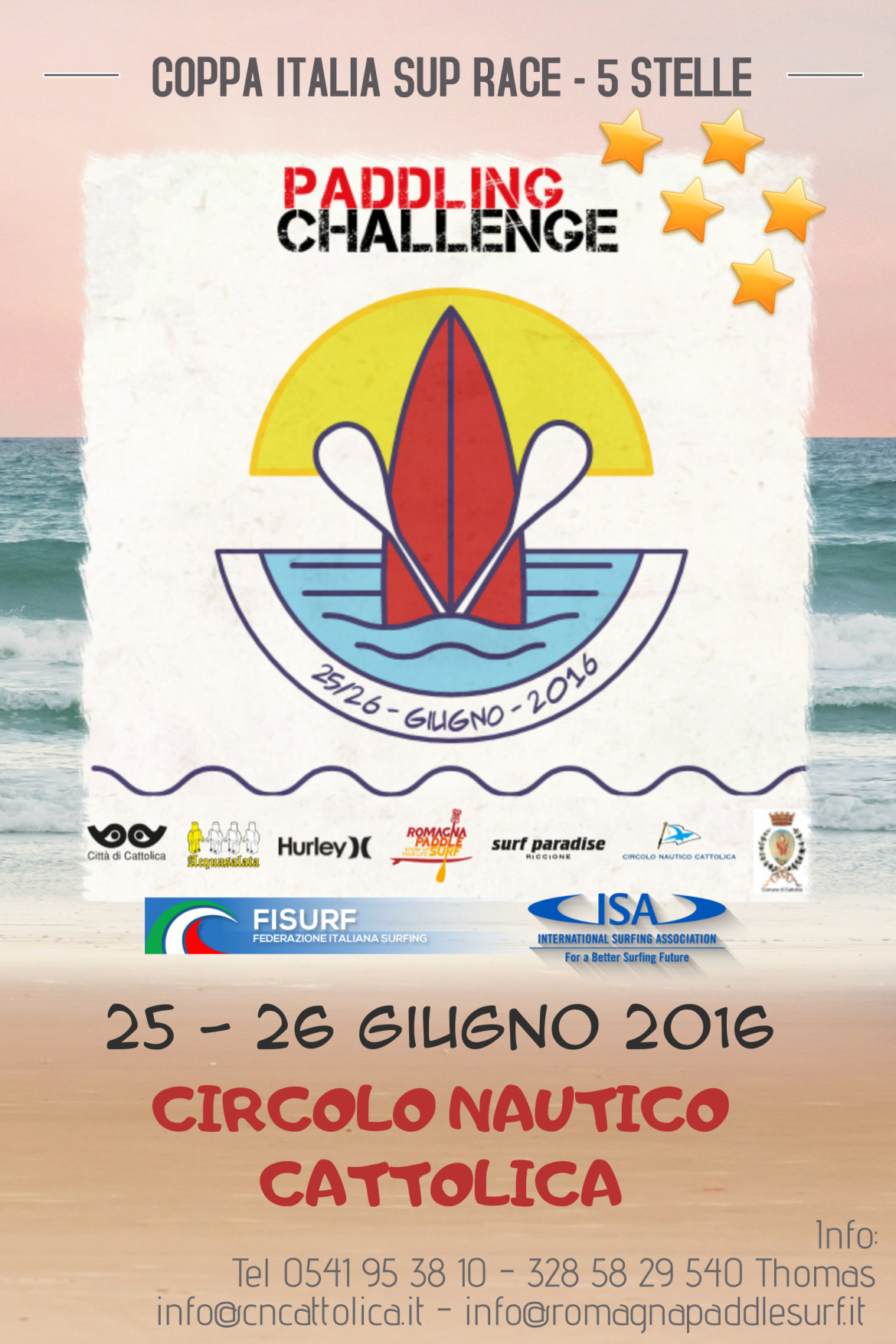 Paddling Challenge HD Resolution